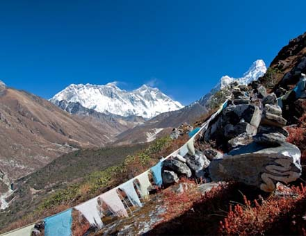 Trekking Travel in Nepal